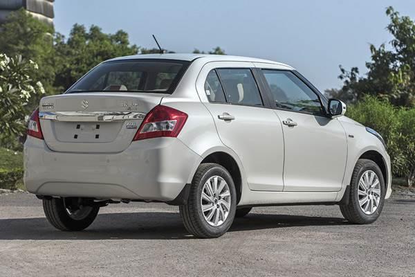 Maruti Dzire Vs Tata Zest Diesel Amt Comparison Autocar