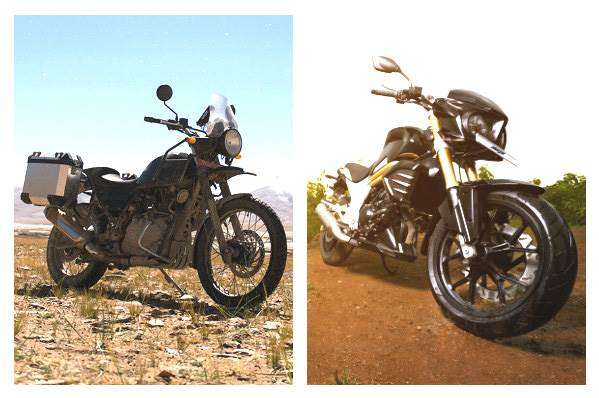 Royal Enfield Himalayan Vs Mahindra Mojo Specifications