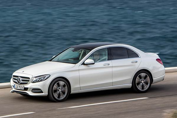 Mercedes C 250d Launched At Rs 44 36 Lakh Autocar India