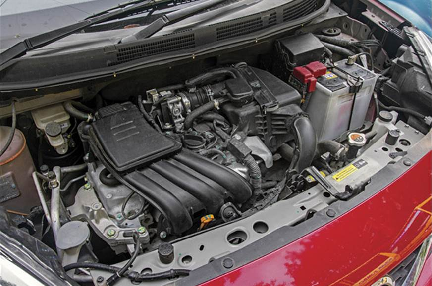 1.2-litre petrol unit is punchy and has good part-throttl...