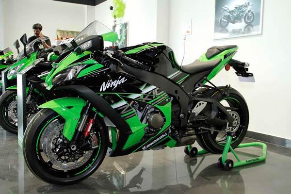 Kawasaki opens new showroom in Coimbatore