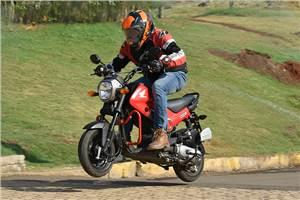 Honda Navi review, test ride