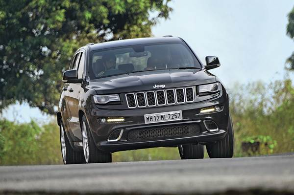 2016 Jeep Grand Cherokee Srt Review Test Drive Autocar