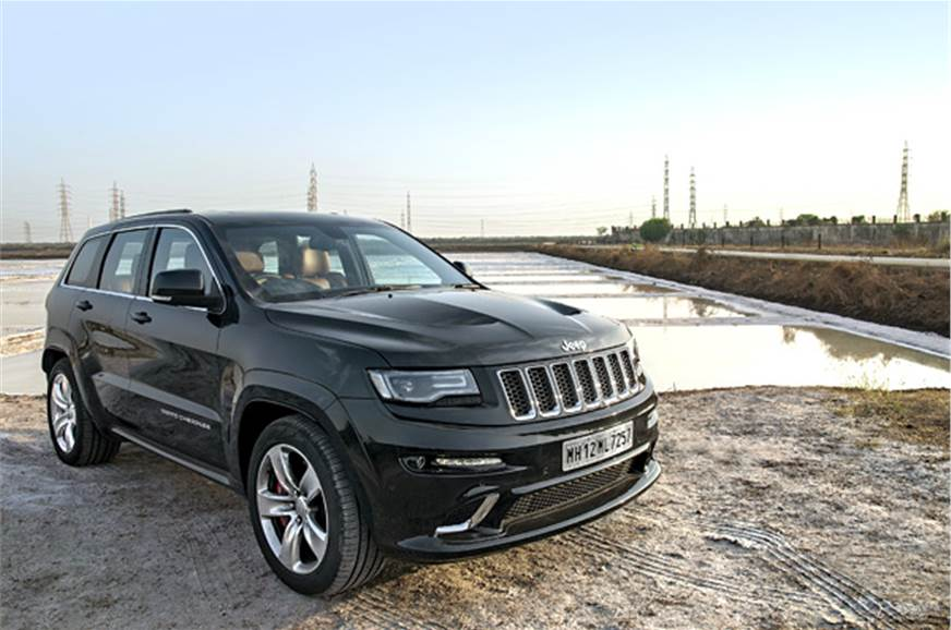SRT edition of handsome Grand Cherokee gets bespoke nostr...
