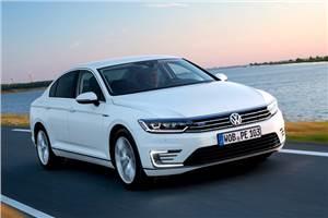Volkswagen Passat GTE review, test drive