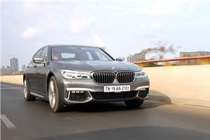 New BMW 730Ld India review, test drive