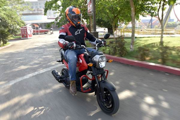 Honda Navi review, road test