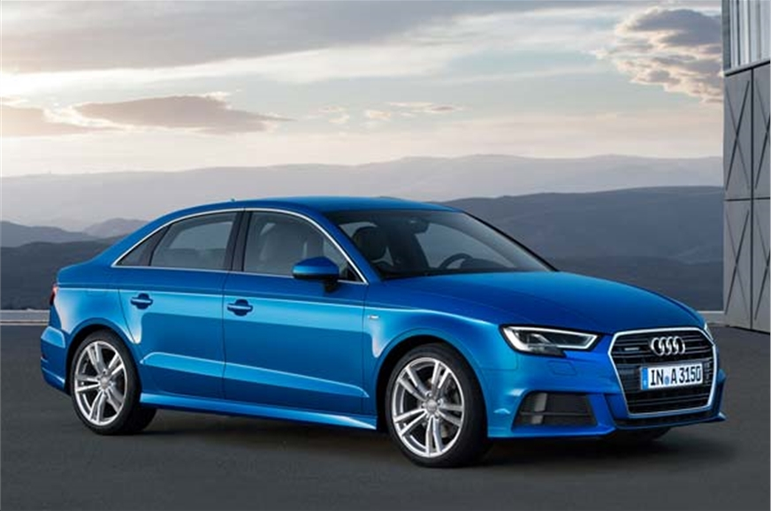Audi A3 facelift review, specifications, interior, images ...
