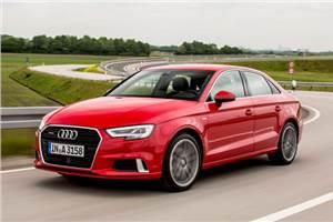 Audi A3 facelift review, test drive