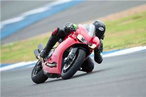 Ducati 959 Panigale review, test ride