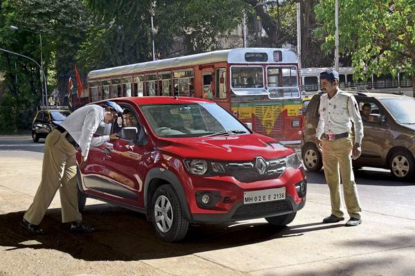 Renault Kwid long term review, first report