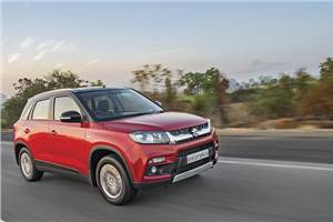 Maruti Vitara Brezza review, road test