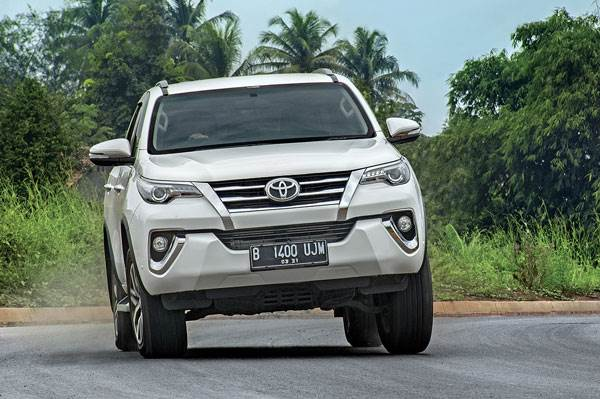 Toyota Fortuner Review 2 4 2016 Toyota Fortuner 2 4
