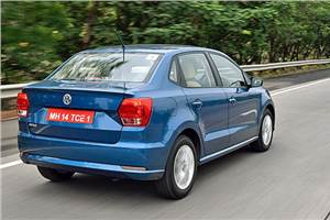 2016 Volkswagen Ameo petrol review, test drive