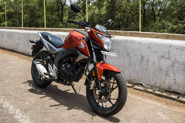 Honda CB Hornet 160R long term review, first report