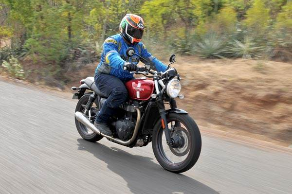 Triumph Street Twin review, road test