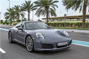 Porsche 911 Carrera S facelift review, test drive