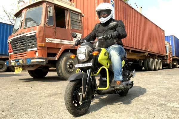 Honda Navi long term review, first report