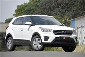 Hyundai Creta 1.4 diesel review, test drive