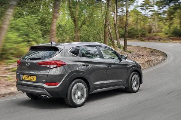Hyundai Tucson Review Test Drive Autocar India