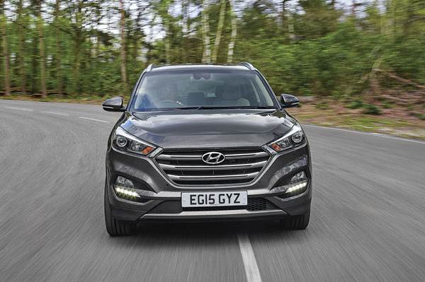 Hyundai Tucson review, test drive