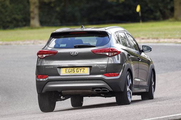 How To Pronounce Audi >> Hyundai Tucson review, test drive - Autocar India