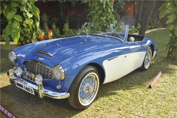 Southampton Motor Cars >> 5th Cartier Concours d'Elegance scheduled for February 2017 - Autocar India