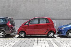 Tata Nano AMT long term review, second report