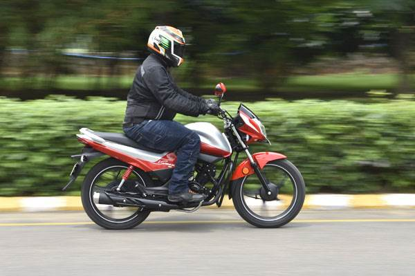 2016 Hero Splendor iSmart 110 review, test ride
