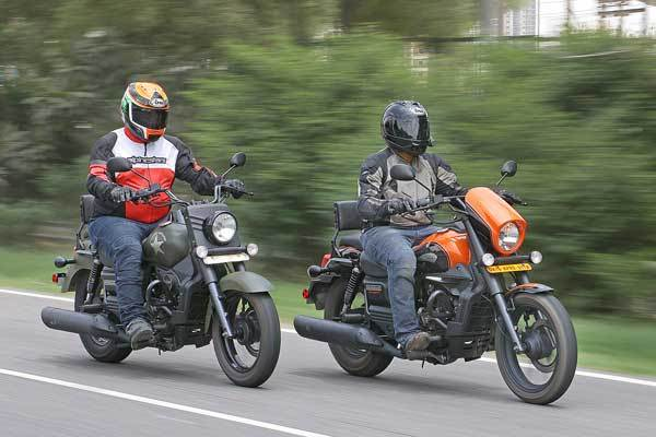 2016 UM Renegade Commando, Sport S review, test ride