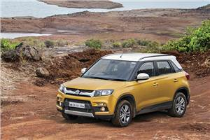 Maruti Vitara Brezza long term review, first report