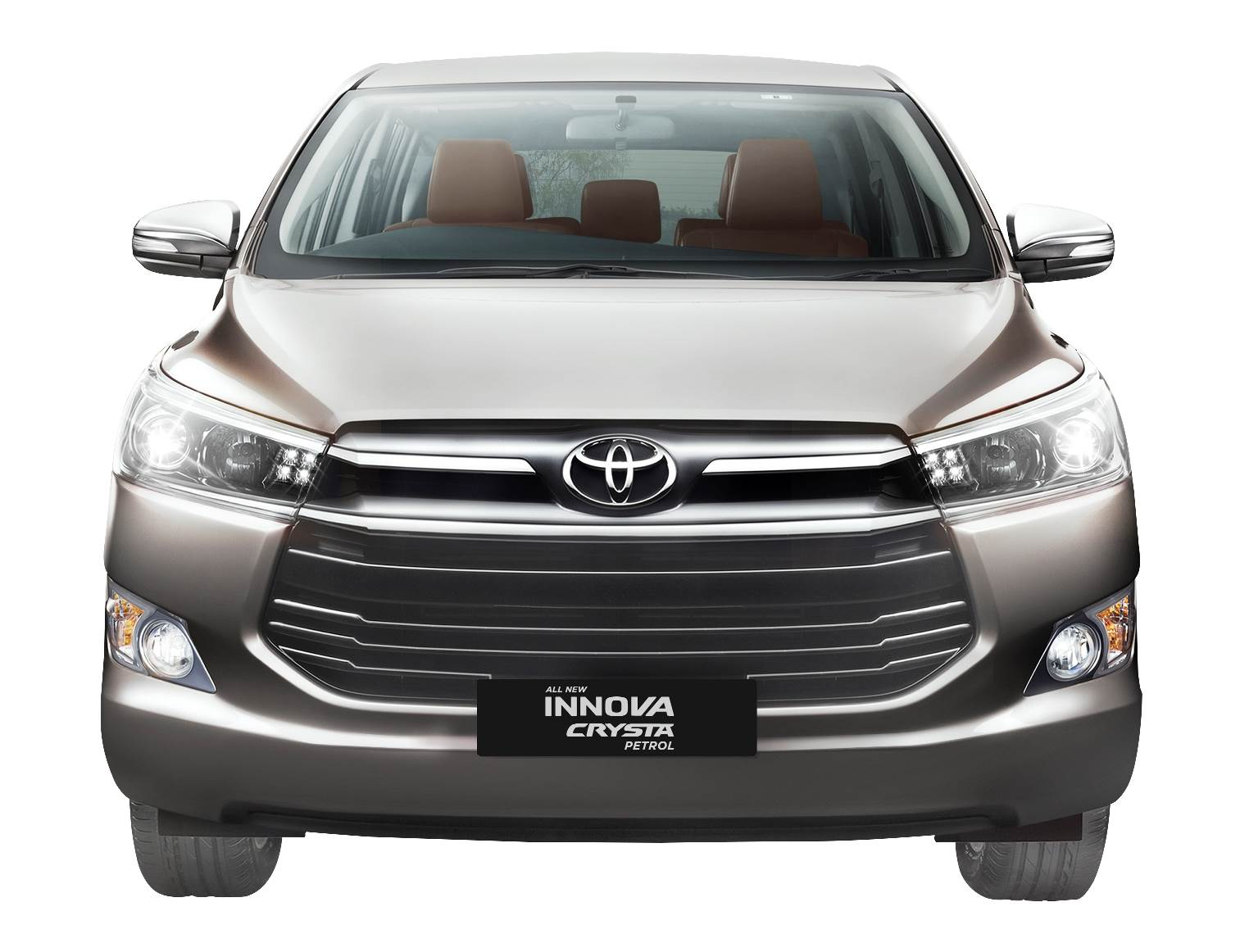 2016 Toyota Innova Crysta Petrol Launched At Rs 13 72 Lakh