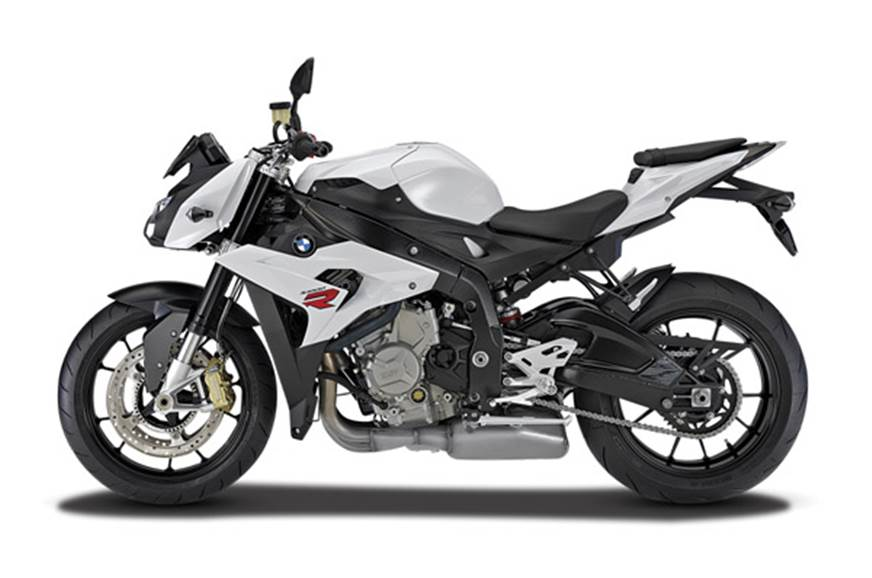 S1000R is a stripped down and retuned  S1000RR, and feels...