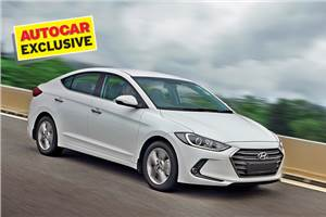 2016 Hyundai Elantra review, test drive