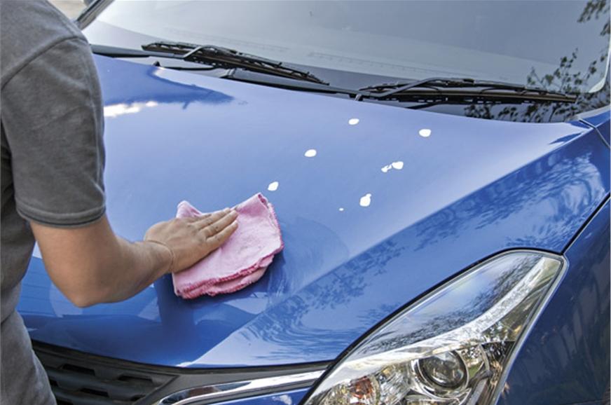 A polish job makes a great first impression; makes a big ...