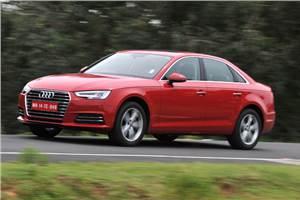 2016 Audi A4 30 TFSI review, test drive