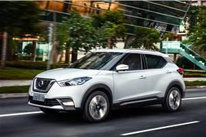 Nissan Kicks review, test drive