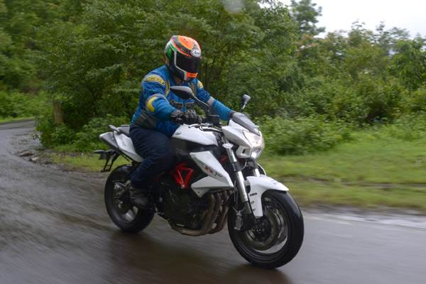 Benelli TNT 600i ABS review, road test