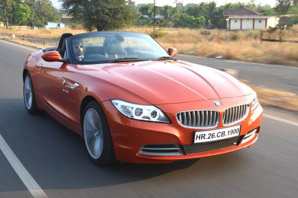 Bmw Z4 Production Ends Z5 Coming By 2018 Autocar India