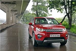 2016 Land Rover Discovery Sport 2.0 petrol review, test drive