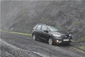 2016 Honda Jazz petrol long term review, first report