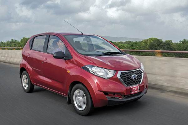 Datsun Redigo review, road test - Autocar India
