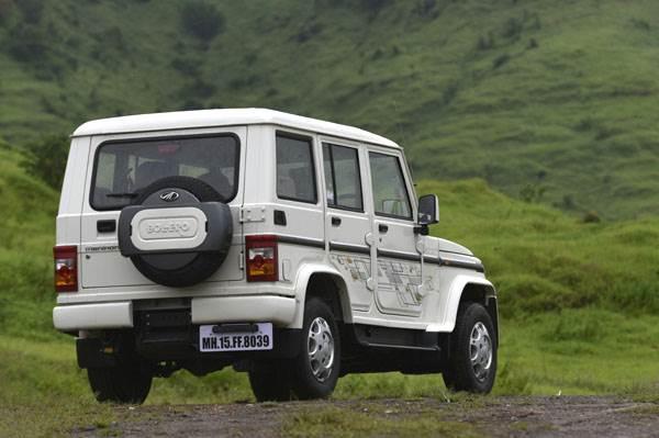 2017 Mahindra Bolero Power Review Test Drive Autocar India