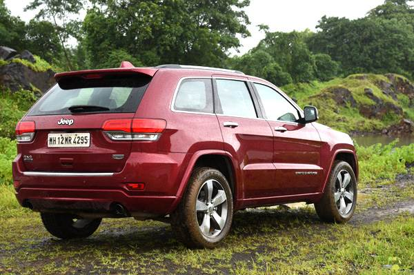 Jeep Grand Cherokee Vs Mercedes Gle Vs Bmw Autocar India