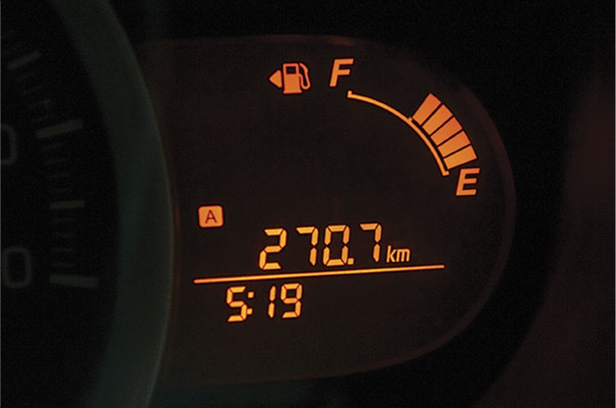 Around 600km on just one tank of diesel! Amazing range fo...