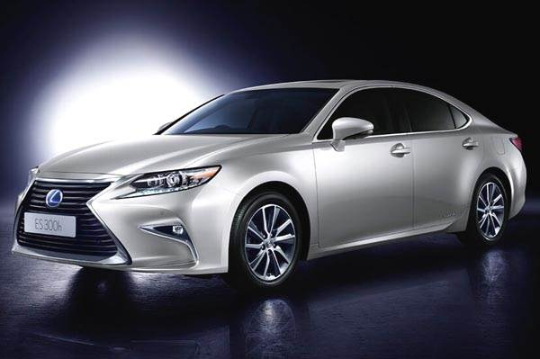 The Lexus ES300h sedan is likely to be the first candidates for local assembly.