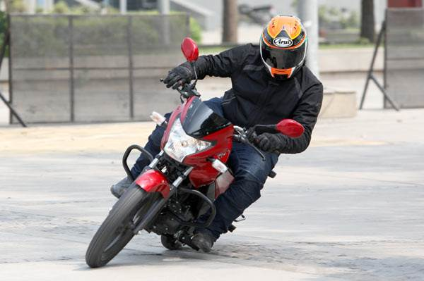 Hero Achiever 150 review, test ride