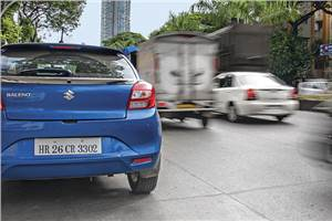 2015 Maruti Baleno long term review, third report