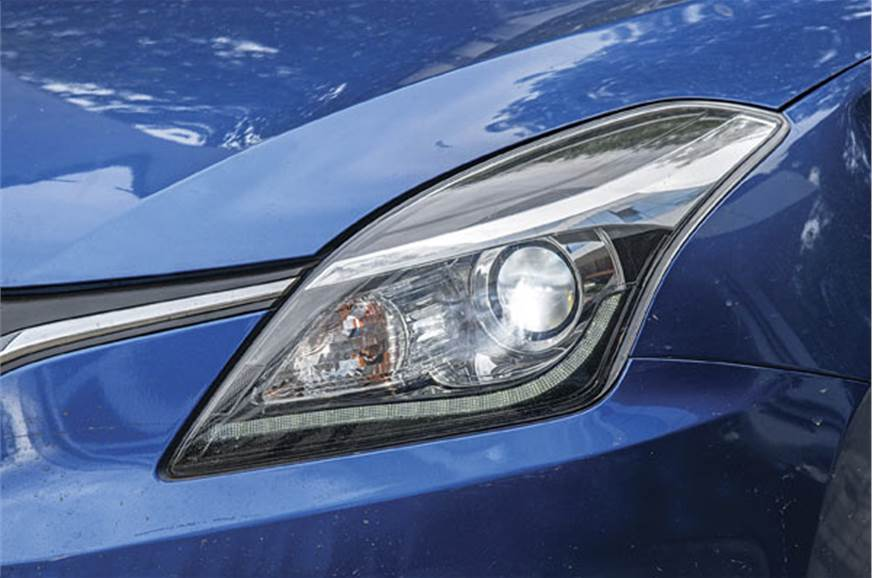 HID Xenon light beams illuminate well and lend a premium ...