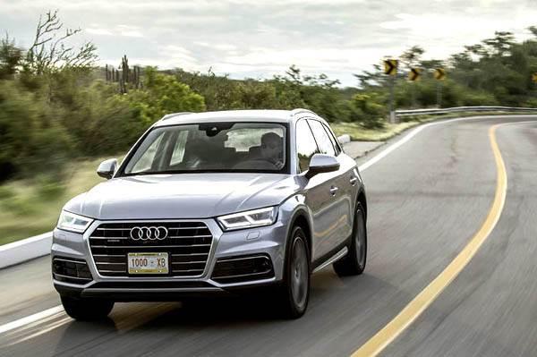 2017 Audi Q5 3.0 TDI review, test drive